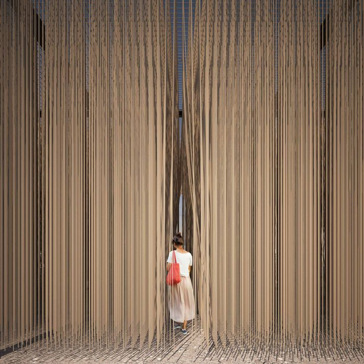 YAP İstanbul Modern 2015 - HOUSE OF ROPES