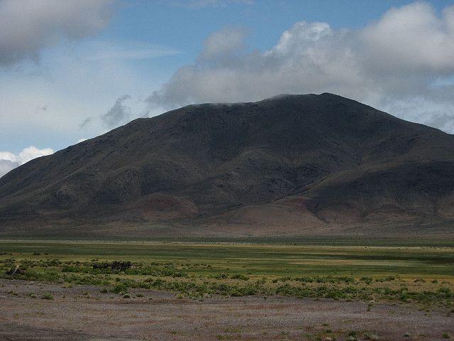 Black Mountain, Nevada.