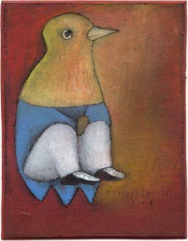 Jüri Mildeberg | My first birdie