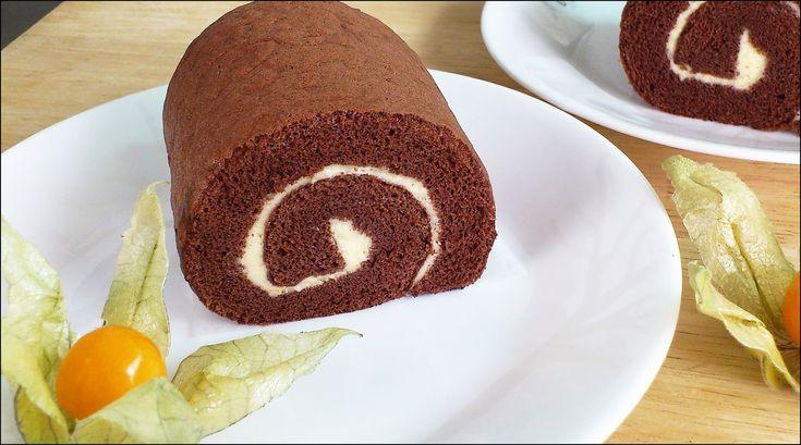 Chocolate Roll Recipe In Hindi