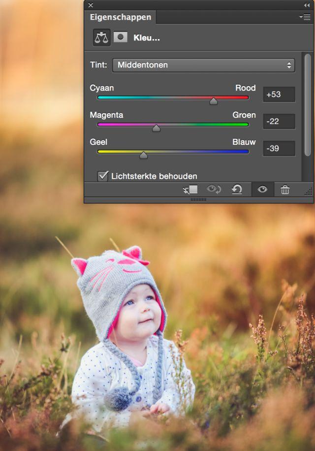 Zomerse foto effecten in Photoshop