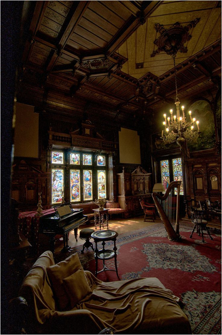 141 best (0x, +1y) : castle - room - music room images on