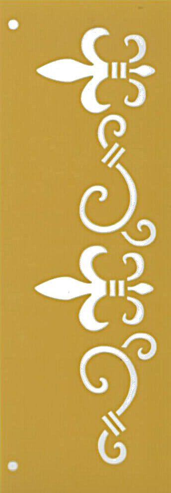 Plantilla flexible plantilla