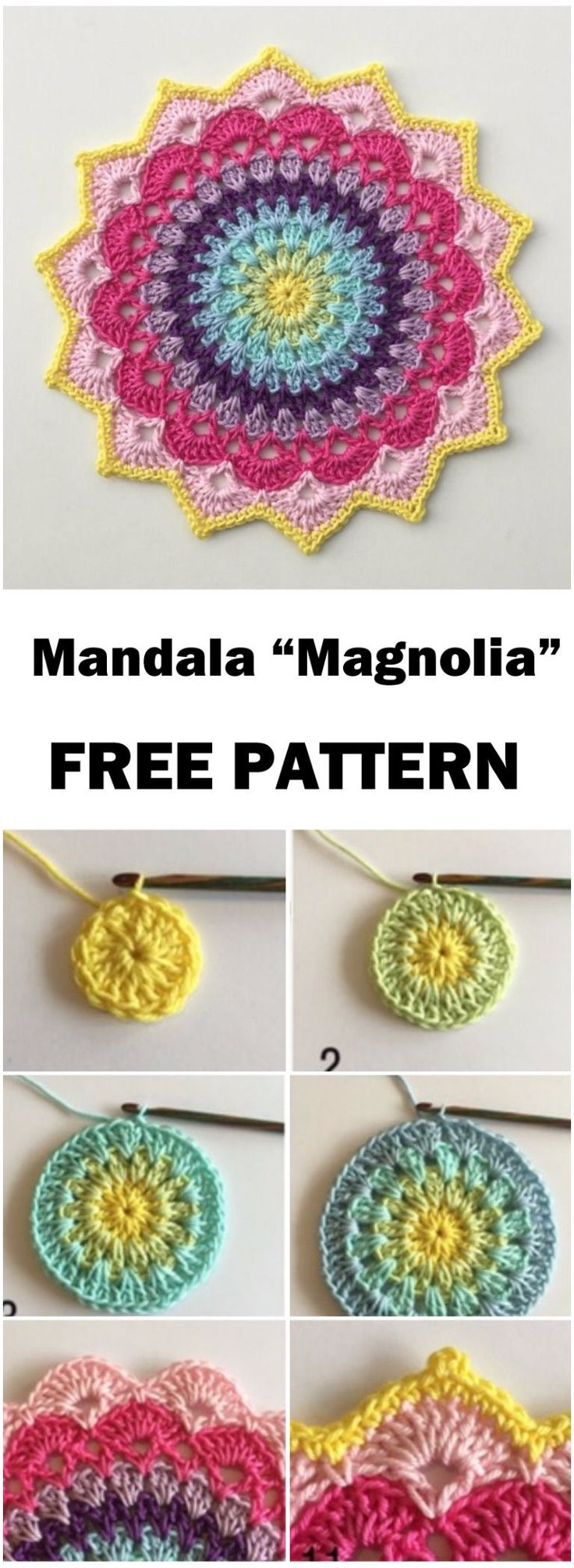 920 best Crochet images on Pinterest | Crochet patterns, Crocheting ...