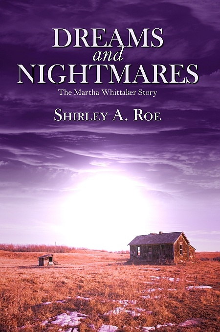 Book one of the trilogy. Martha leaves England to find herself  living a pioneer life in Wyoming