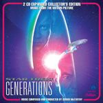 Star Trek: Generations Expanded Collector\'s Edition 2CD