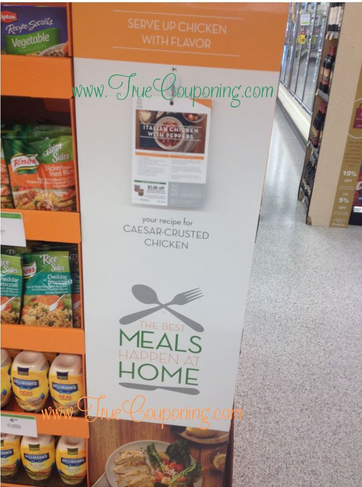 "Look for this new Coupon Display called ""The Best Meals Happen At Home"" in Publix Stores now! It has Publix Store Coupons that expire 4/30/16."