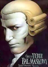 Masque Ball, Verdi, opera poster