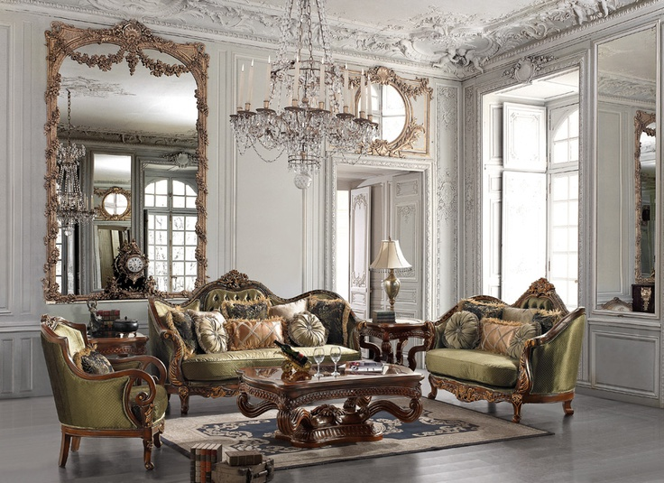 victorian living room sets