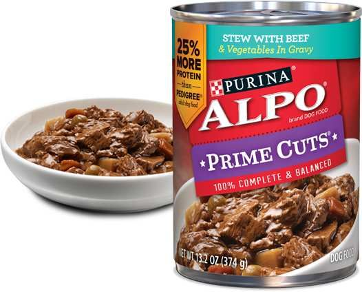 Alpo Dog Food $2.50 Off Any Twelve Cans Or One Variety Pack With Reset Printable Coupon!
