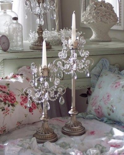 379 Best Images About Candelabras & Candle Holders On