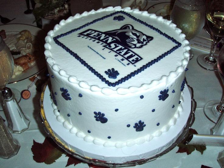 Penn State Cake Decorations