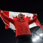 Derek Drouin - Gold men's high jump
