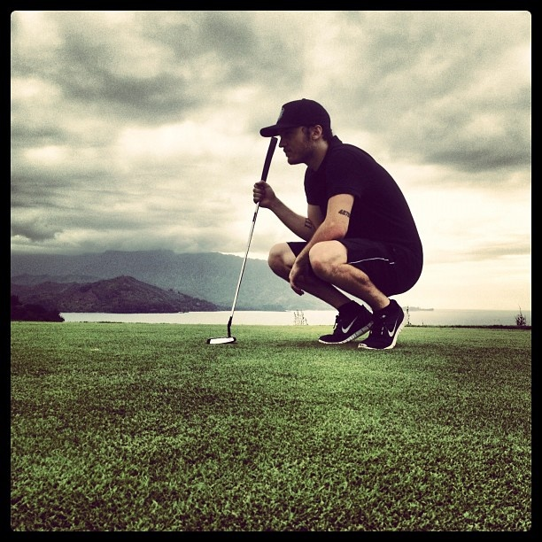 """Alex DeLeon - The Cab // """"they call me tiger. tiger woods. except i suck at golf.  and i don't have 27 girlfriends. - @alexanderdeleon"""""""