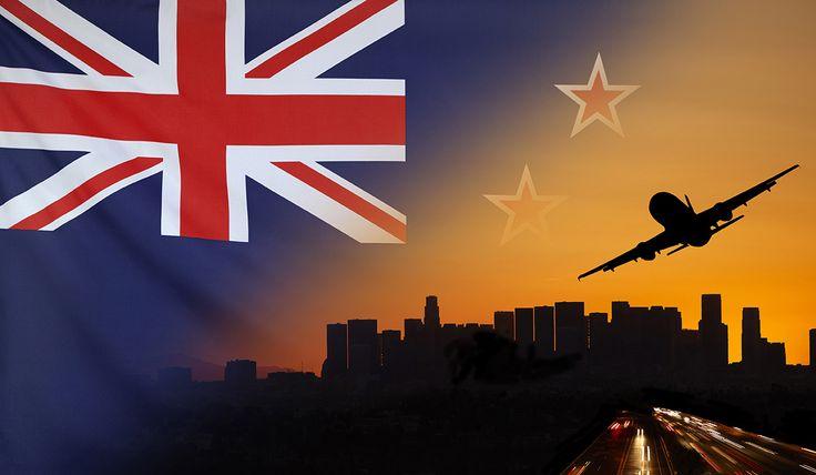 Praca w Nowej Zelandii