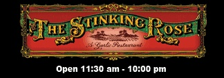 The Stinking Rose - A Garlic Restaurant Located in San Francisco & Beverly Hills