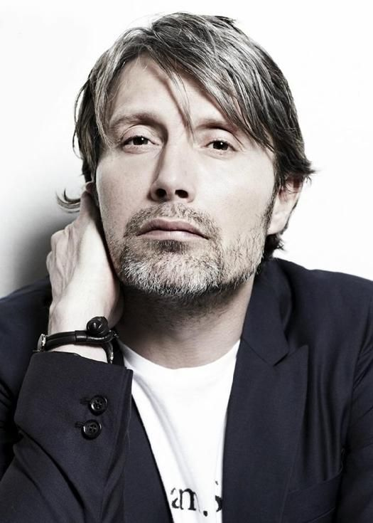 Actor Mads Mikkelsen (b. 1965) - one of our best actors and best known outside of Denmark. Awarded for Best Actor 2012 at Cannes Film Festival - and nominated again this year (2013).
