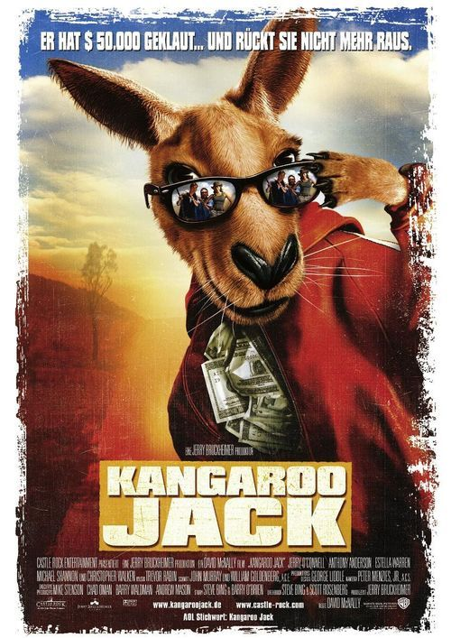 Watch Kangaroo Jack 2003 Full Movie Online Free