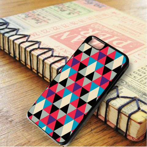 Geometric Pattern Triangel iPhone 6|iPhone 6S Case
