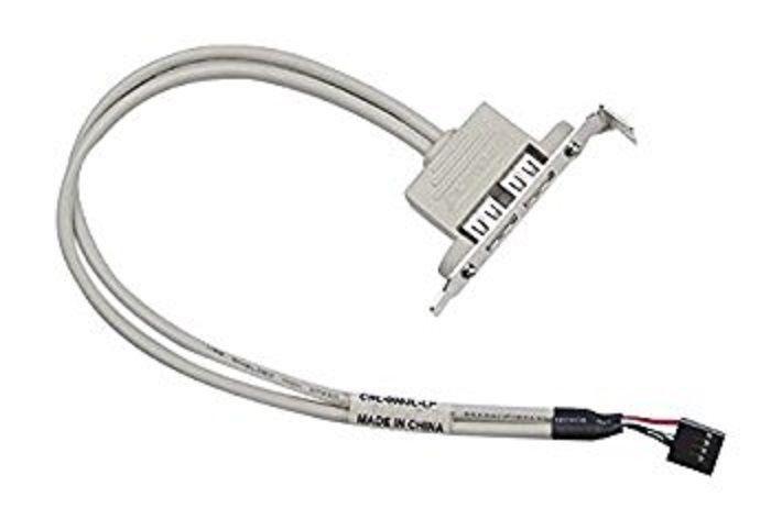 Motherboard Backplates 170080: Low Profile Supermicro Cbl-0083L-Lp
