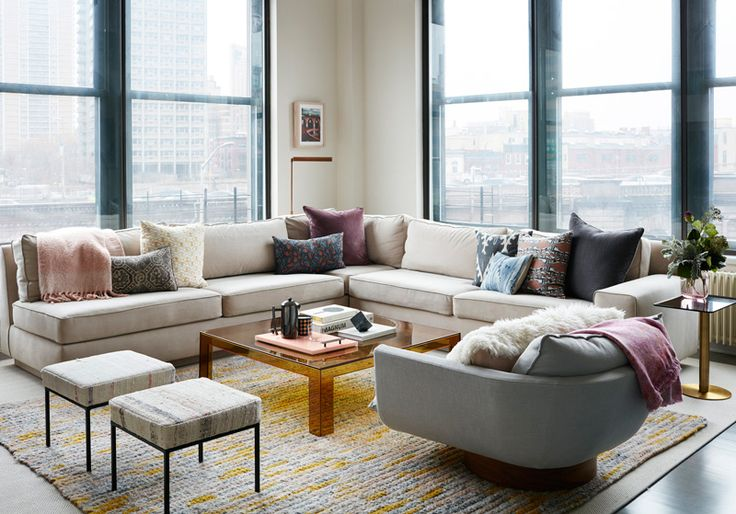 A loft in Dumbo by Current Interiors - desire to inspire - desiretoinspire.net