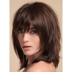 medium length haircuts 1000 ideas about fringe hairstyles on 9734