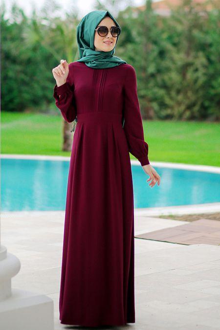 Minel Aşk Mürdüm Marina Elbise 255.00 TL http://alisveris.yesiltopuklar.com/minel-ask-murdum-marina-elbise.html