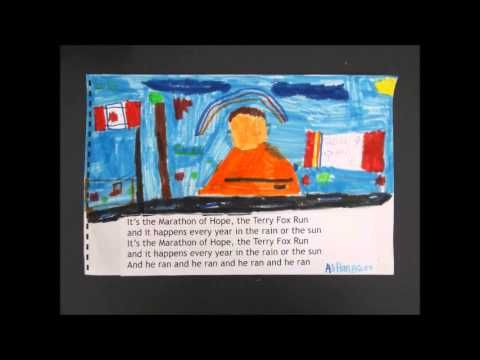 The Terry Fox Song - YouTube