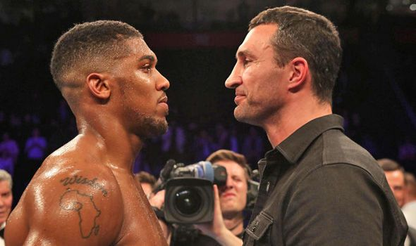 Anthony Joshua v Wladimir Klitschko tickets on sale: This is how much best seats will cost