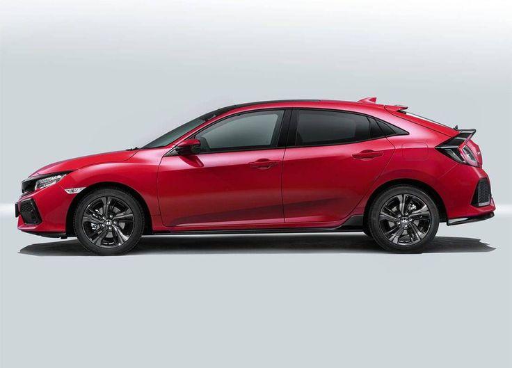 O novo hatchback Honda Civic 10 – versão pyatidverki Europeia: Preço, Consumo, Interior e Ficha Técnica