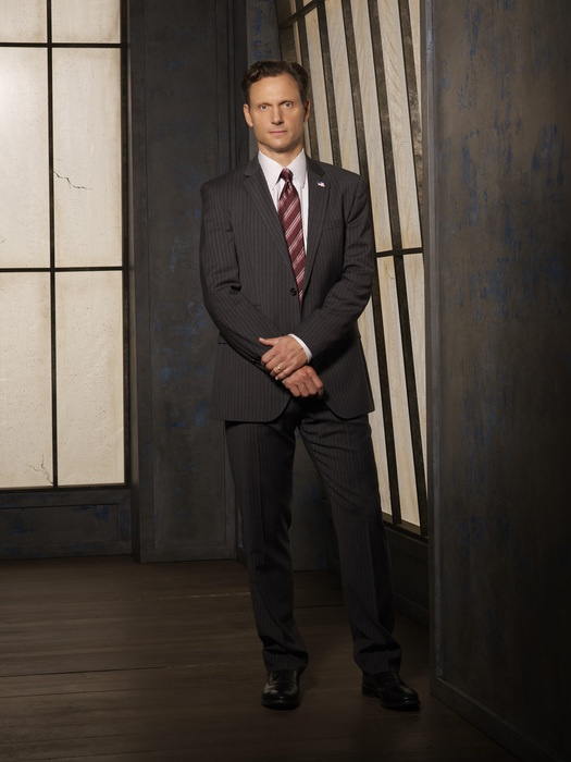 "SCANDAL - ABC's ""Scandal"" stars Tony Goldwyn as President Fitzgerald Grant. (ABC/CRAIG SJODIN)"