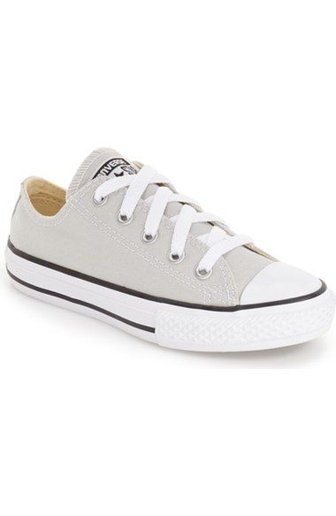 Need a little kids size 3 please  Converse Chuck Taylor® All Star® 'Ox' Low Top Sneaker (Baby, Walker & Toddler) available at #Nordstrom