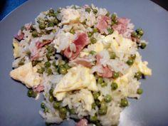 Recette de riz cantonais au cookéo