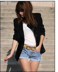 Jean Cutoffs - 1990s Fashion Trend on 90s 411