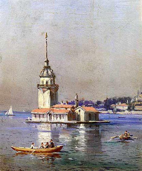 istanbul kız kulesi