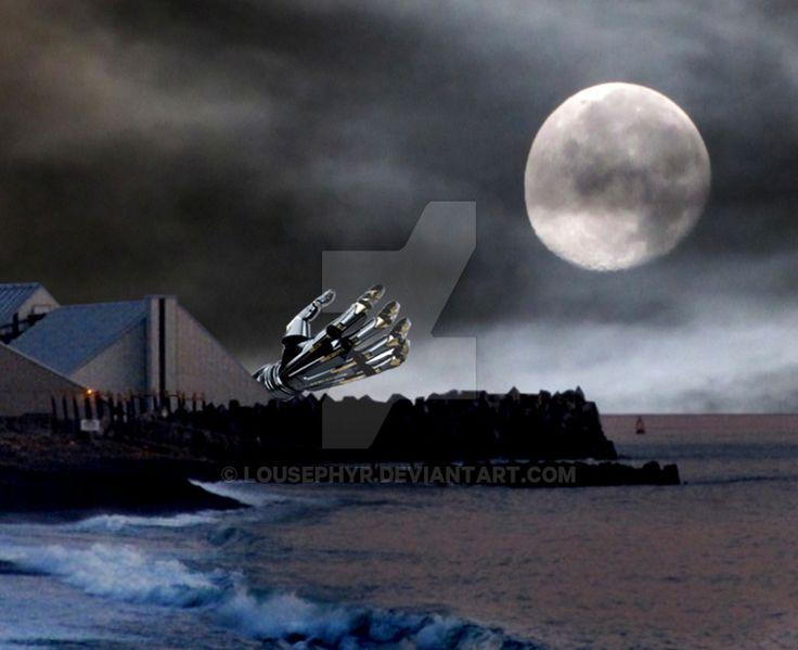 Cry To The Moon by lousephyr.deviantart.com on @DeviantArt