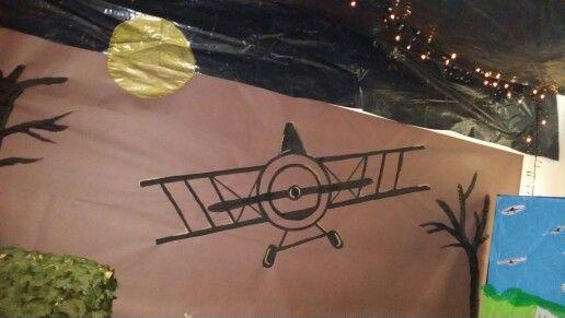 Plane! WW1