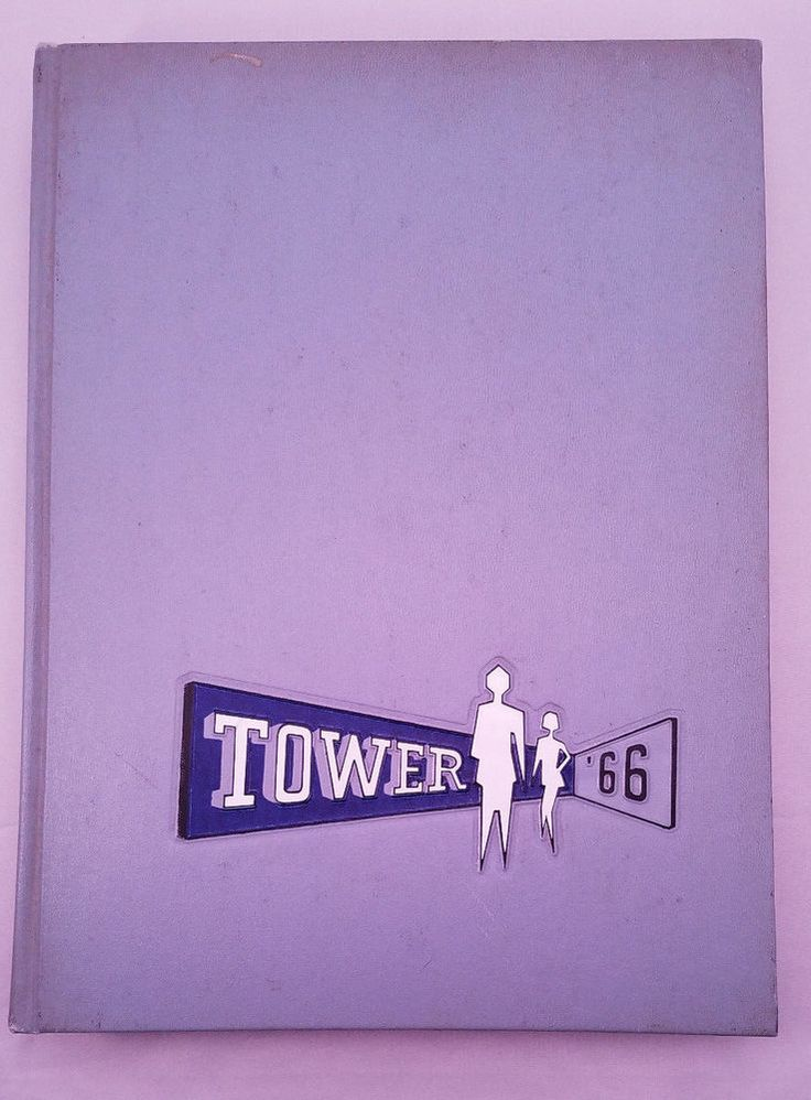 1966 University of Detroit Tower College Year Book Volume 35