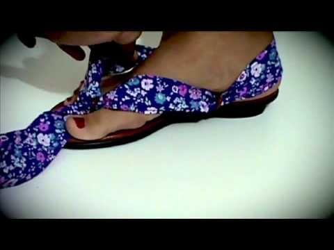 Decora tus sandalias en este verano ☀SUPERMANUALDADES☀ - YouTube