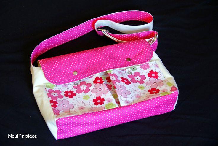 Elina's postman bag  -Nouli's Place-