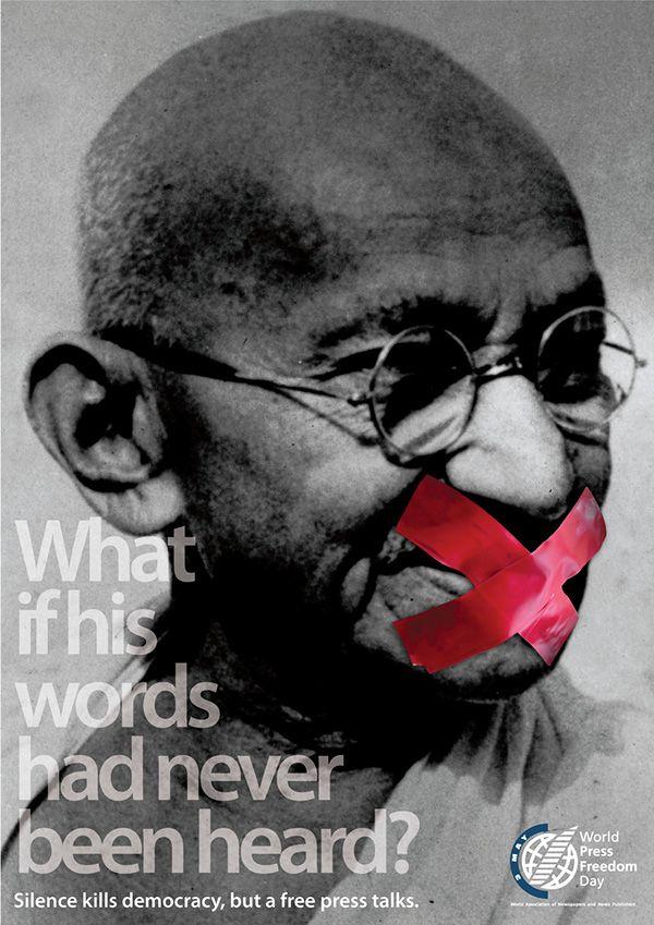 World Press Freedom Day On Behance World Press Freedom Day Graphic Design Flyer