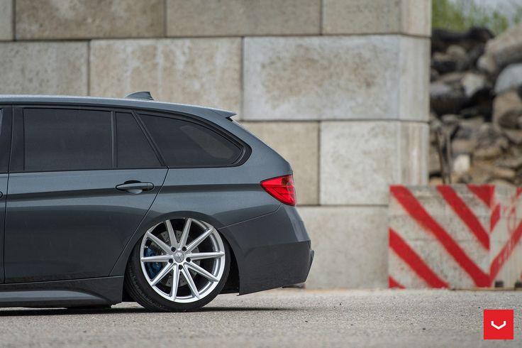 https://flic.kr/p/To1m9v | BMW 330d - VFS-10 - Silver - © Vossen Wheels 2017 -1031