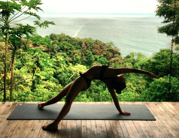 "Anamaya, a wellness ""body, mind and spirit resort"""