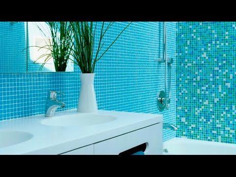 Мозаика в ванной комнате – варианты дизайна