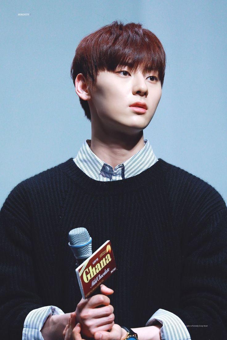 Minhyun | WANNAONE ✨