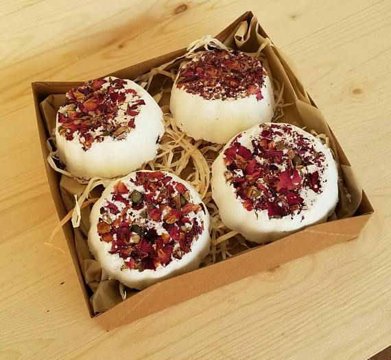 how to make all natural bath bombs