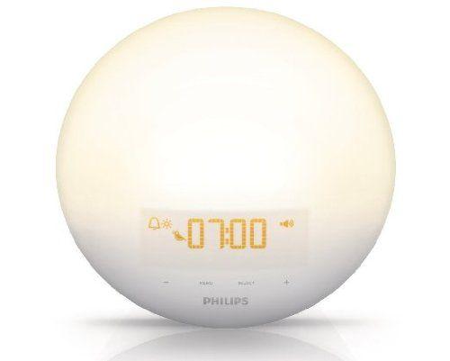 元気を実感下さい。[光療法*朝晩用に ]フィリップス ウェイクアップライト・ホワイト・HF3510/ Philips Wake-Up Light White [並行輸入品] Philips(フィリップス) http://www.amazon.co.jp/dp/B00BKDORK0/ref=cm_sw_r_pi_dp_Rc.yub1DYMGBV