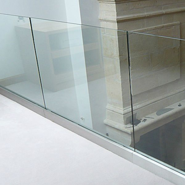 We Supply A Range Of Glass Balustrade Systems Including