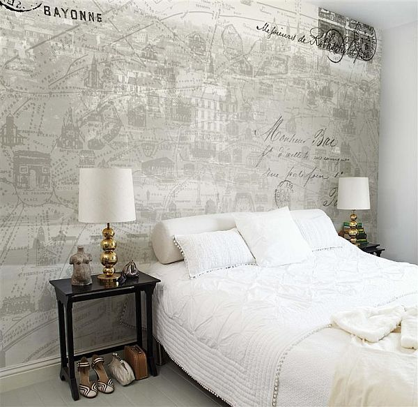 Papel de parede - moderno