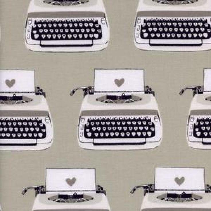 Black& White Typewriters